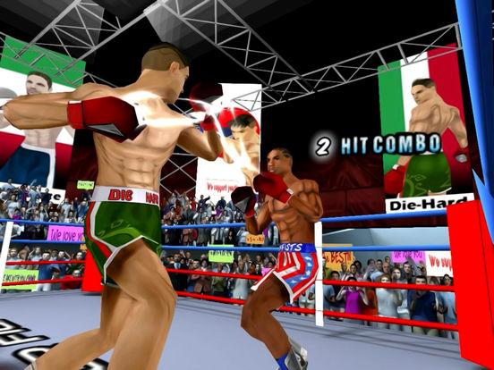 Fists For Fighting (Fx3) Free iPad Screenshot 1