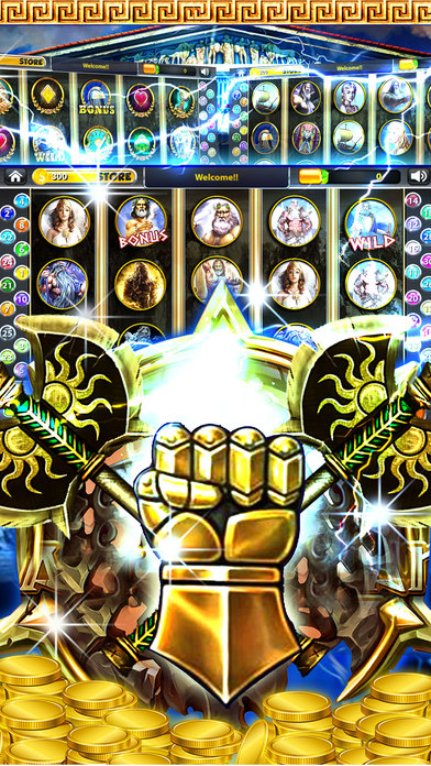 Screenshot 2 Titans Fortune Rush Slots – Best Win Spin at Slot