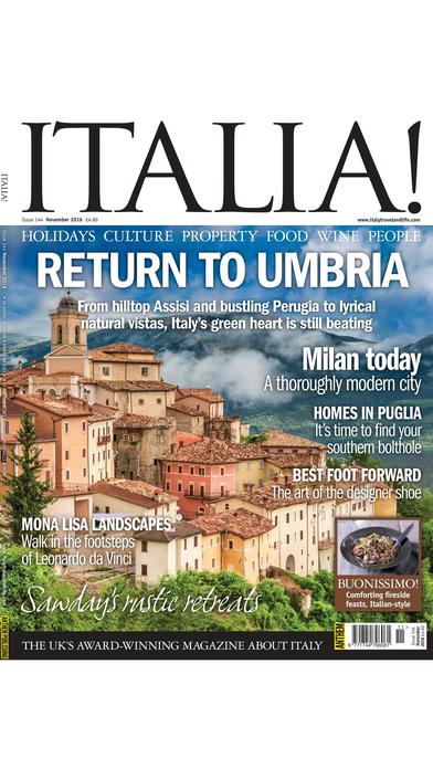 Italia! iPhone Screenshot 3