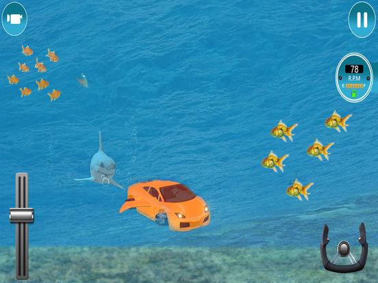 Modern Underwater Flying Car Survival 2017 screenshot 9