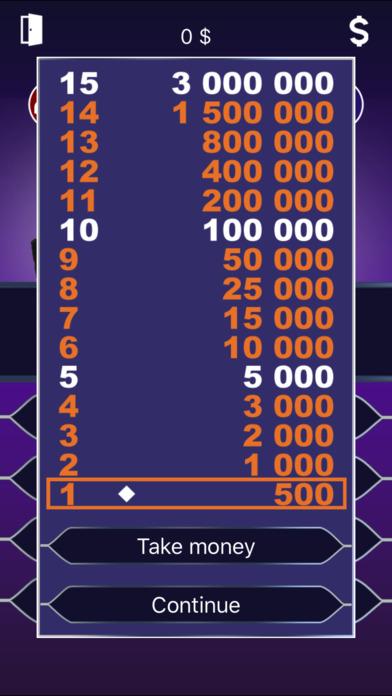 Million 2017 - New Lucky Trivia Quiz screenshot 4