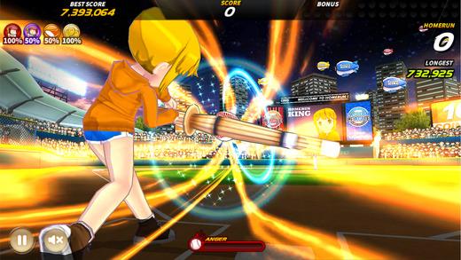 Homerun King™ Screenshot