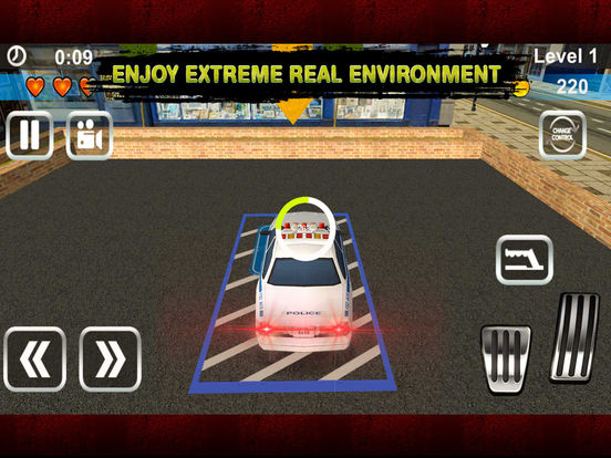 3D Dream Car Parking Simulator Pro screenshot 5