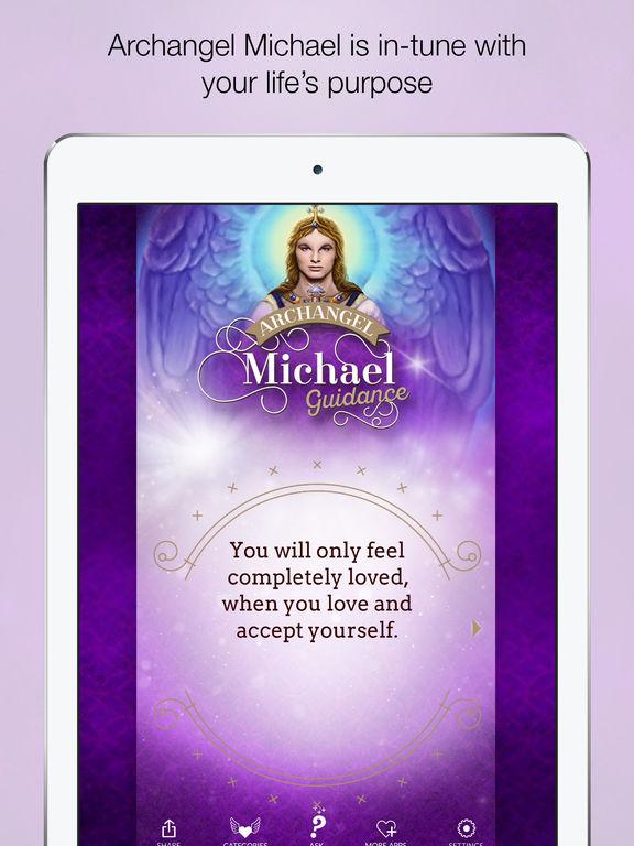 Archangel Michael Guidance screenshot 7