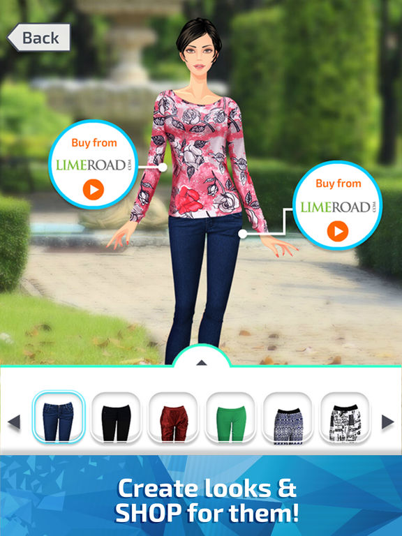 App Shopper Indian Fashion Stylist Games