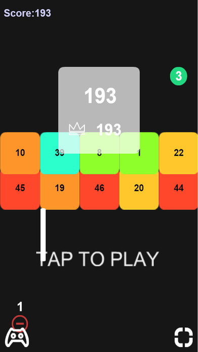 Screenshot 5 Snake Balls vs Number Blocks