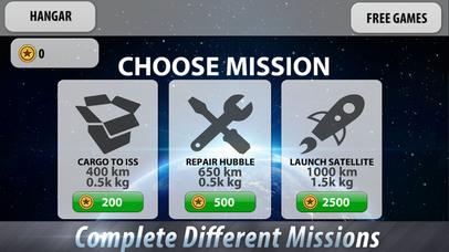 Space Shuttle Pilot Simulator 3D Full screenshot 2