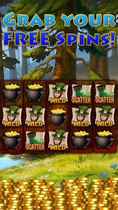 Screenshot 2 Lucky Irish Slots — Casino Game