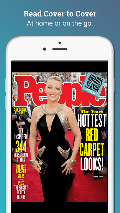 Texture – unlimited digital magazines app image