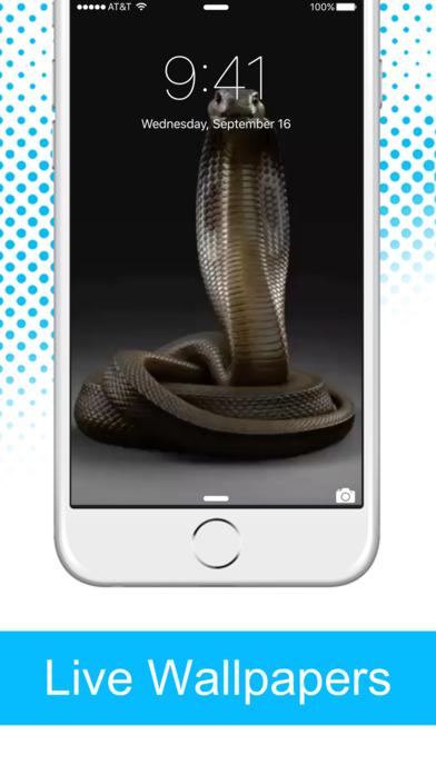 ThemeBoss - 3D Wallpapers HD Backgrounds iLive Pix Screenshot
