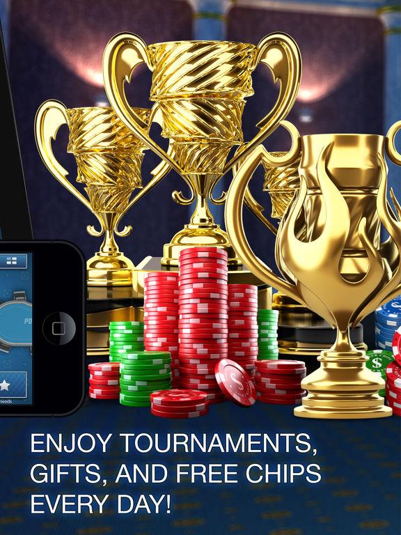 Pokerist Pro: Texas Holdem Poker Online Screenshots