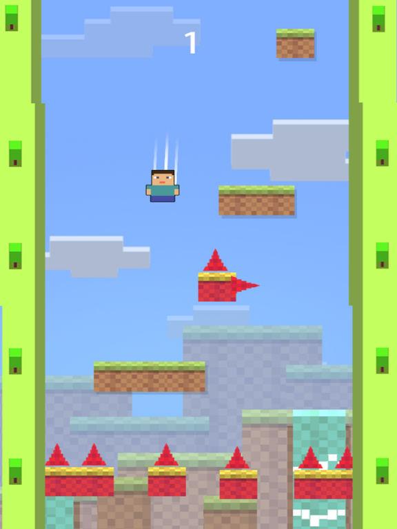 Tiny Boy Cubic Hopper screenshot 5