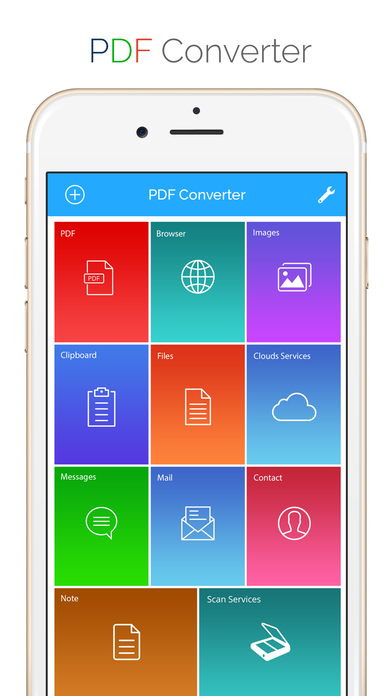 App Shopper: PDF Converter - Convert documents, WebPages