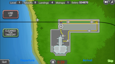 Airport Madness Mobile Free screenshot