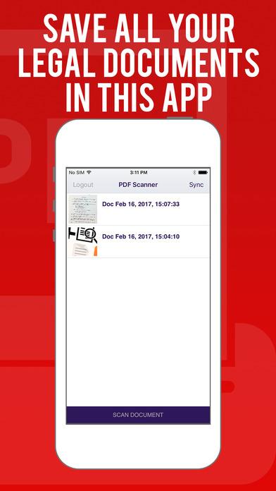 Scanner App . app image