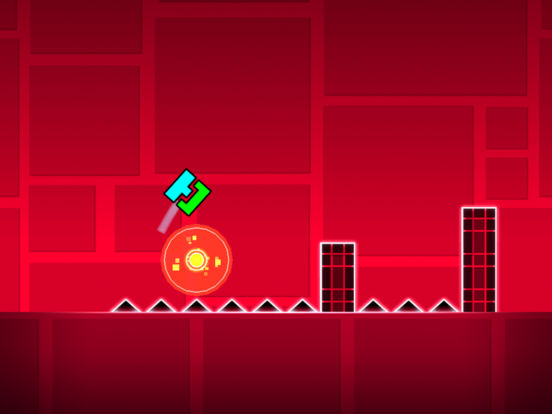 Geometry Dash App iPhone Screenshot #4 (© RobTop Games AB)
