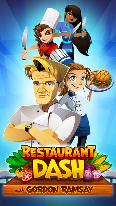 Restaurant DASH with Gordon Ramsay Screenshot