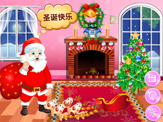 App Shopper Warm Christmas House Decoration Princess Salon Games