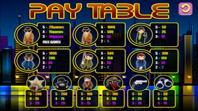 Screenshot 4 Gangstar Hot Vegas Slots Vegas Casino Slot Games