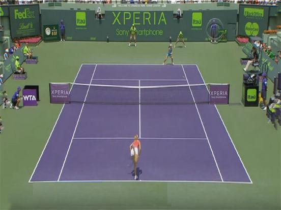 Real Tennis 2017 Screenshots