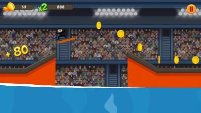Stickman Surfer screenshot 3