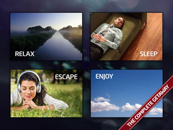 SleepStream 2 - Premium Sound Therapy iPad Screenshot 4