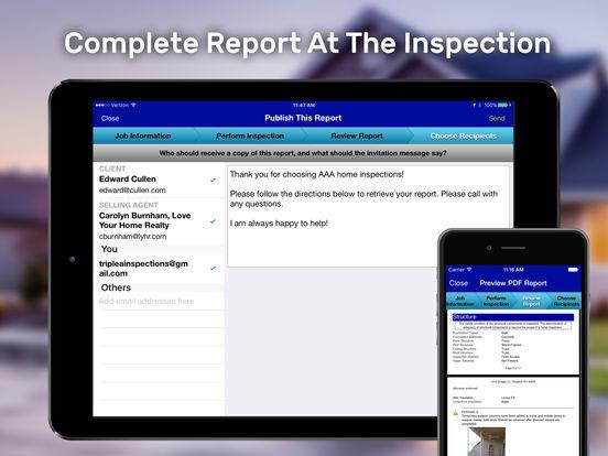 Tap Inspect iPad Screenshot 5