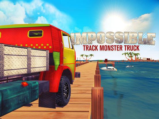 Impossible Track Truck Driver Simulator 3D screenshot 6