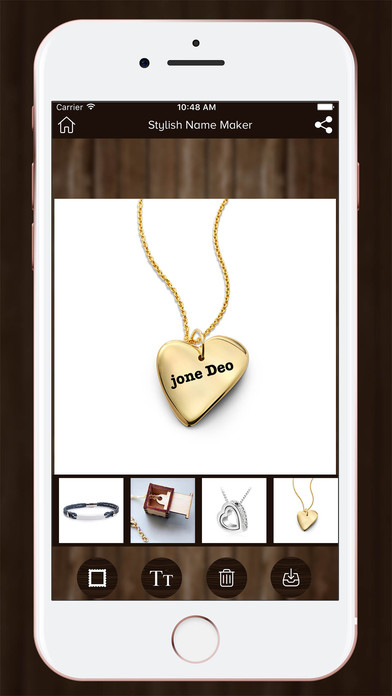 Name Maker - Stylish Name Writing on Pictures screenshot 3