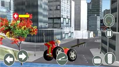 Turbo Car Racing Pro screenshot 1