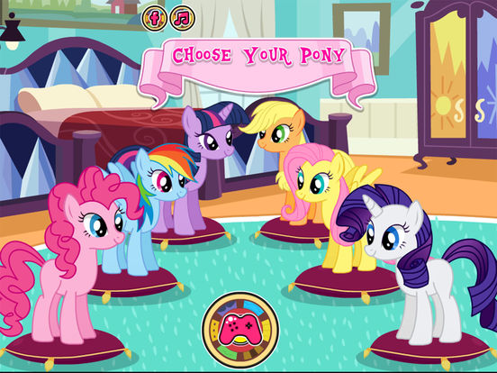 App Shopper My Pony Princess Dressup Fashion Style Girl Games Games
