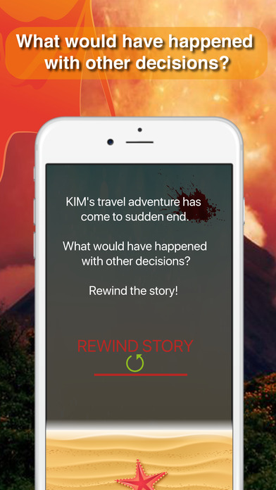 Screenshot #10 for Kim's Lifeline  - Choose your story / chat stories