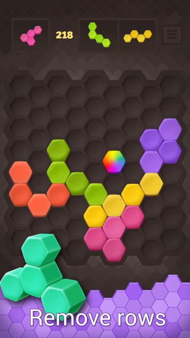 Hexus Puzzle screenshot 2