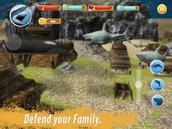 Shark Family Simulator Full screenshot 7