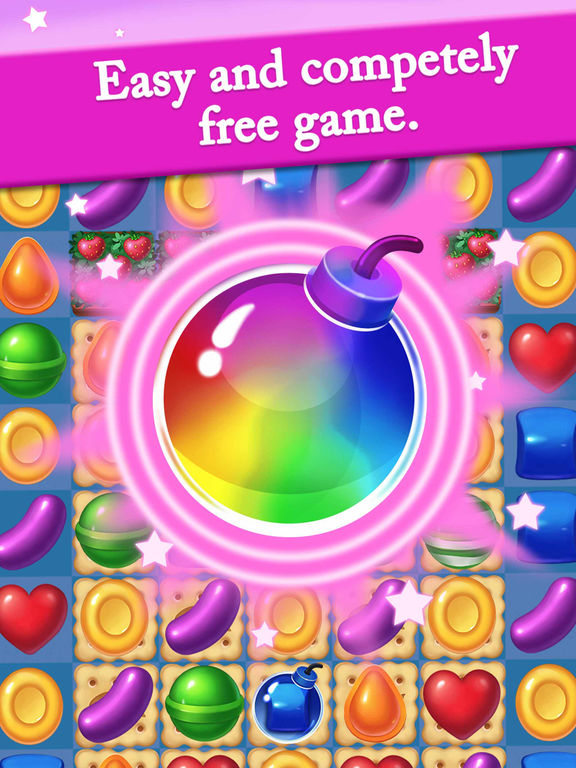 Sweet Jelly Candy screenshot 9
