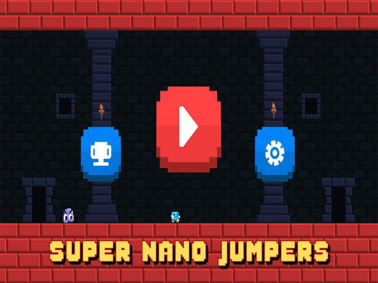 Super Nano Jumpers Screenshots