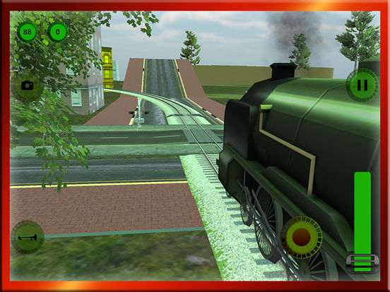 Euro Train Drive Simulator PRO screenshot 7