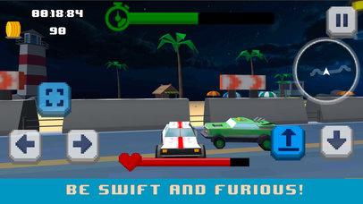 Pixel Drive: Maximum Car Speed Full screenshot 4