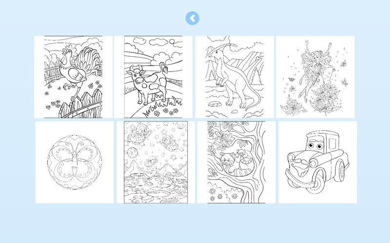 Zen coloring pages for kids app download android apk Zen coloring book for adults app