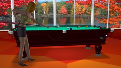 Fantasy Pool-Fun 3D 8Ball Snooker Game screenshot 1