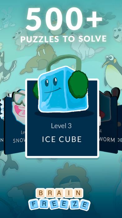 Brain Freeze screenshot 5