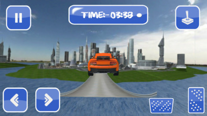Crazy Grand Car Stunt 3D screenshot 1