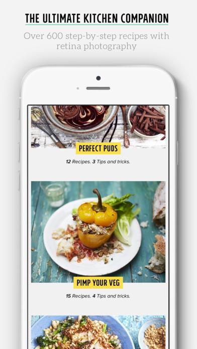 Jamie Oliver's Ultimate Recipes app image