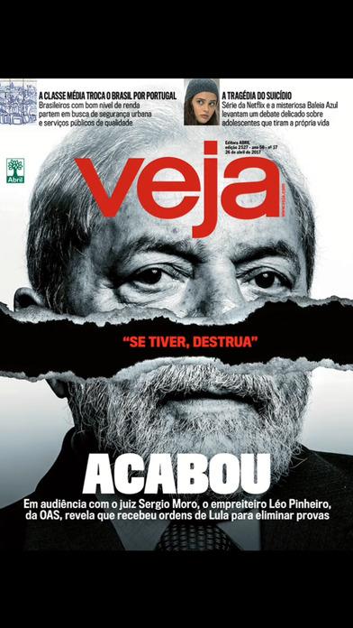 Revista VEJA app image