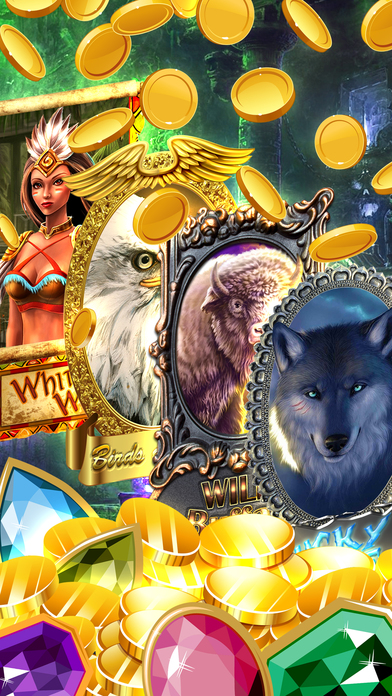 Screenshot 4 White Buffalo Casino — Slot Machine