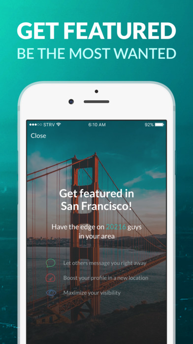 Surge: Gay Dating App - Find Local Men, Chat, Date app image