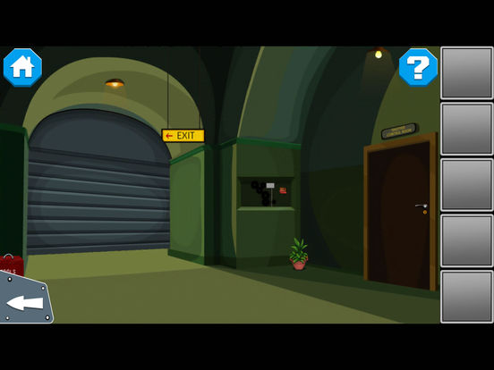 побег из особняка:выйти из метро игры Скриншоты10