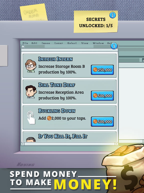 Office Space: Idle Profits screenshot 9