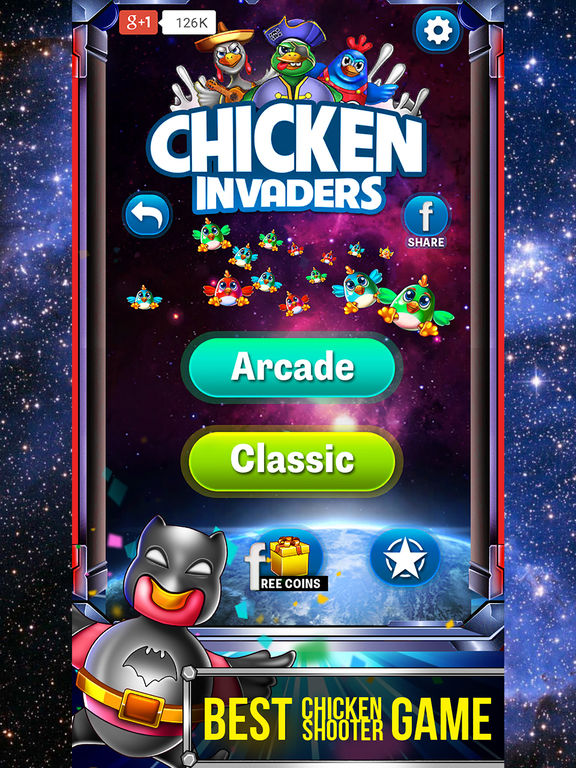 chicken galaxy game
