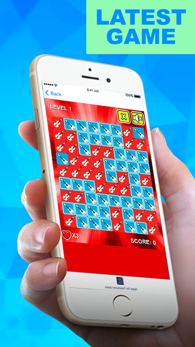 Awesome Guitar Puzzle Match Games screenshot 2